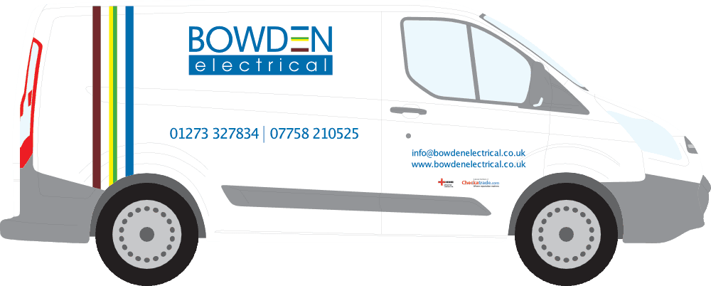 bowden electrical van