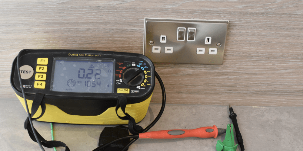 Equipment for PAT electrical testing